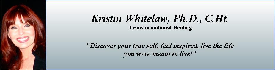 Kristin Whitelaw, Ph.D., C.Ht.